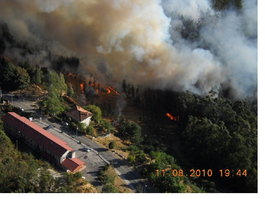Presentación José Carlos Costas López, subdirector xeral de Prevención e Defensa contra os Incendios Forestais.